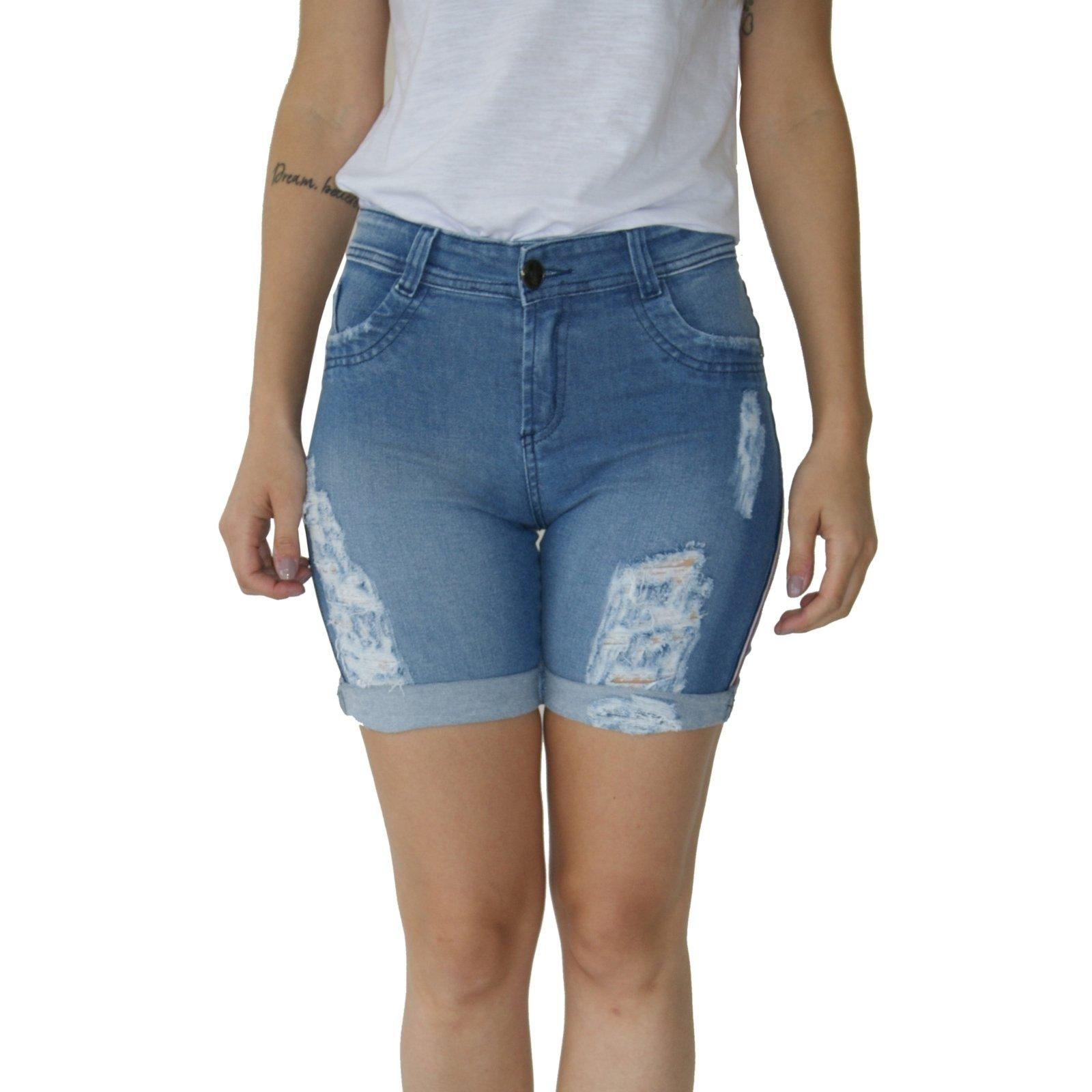 Short Jeans Aero Jeans Azul - Marca Aero Jeans