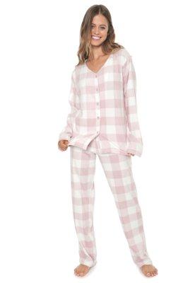 Menor preço em Pijama Any Any Sweet Rose Rosa