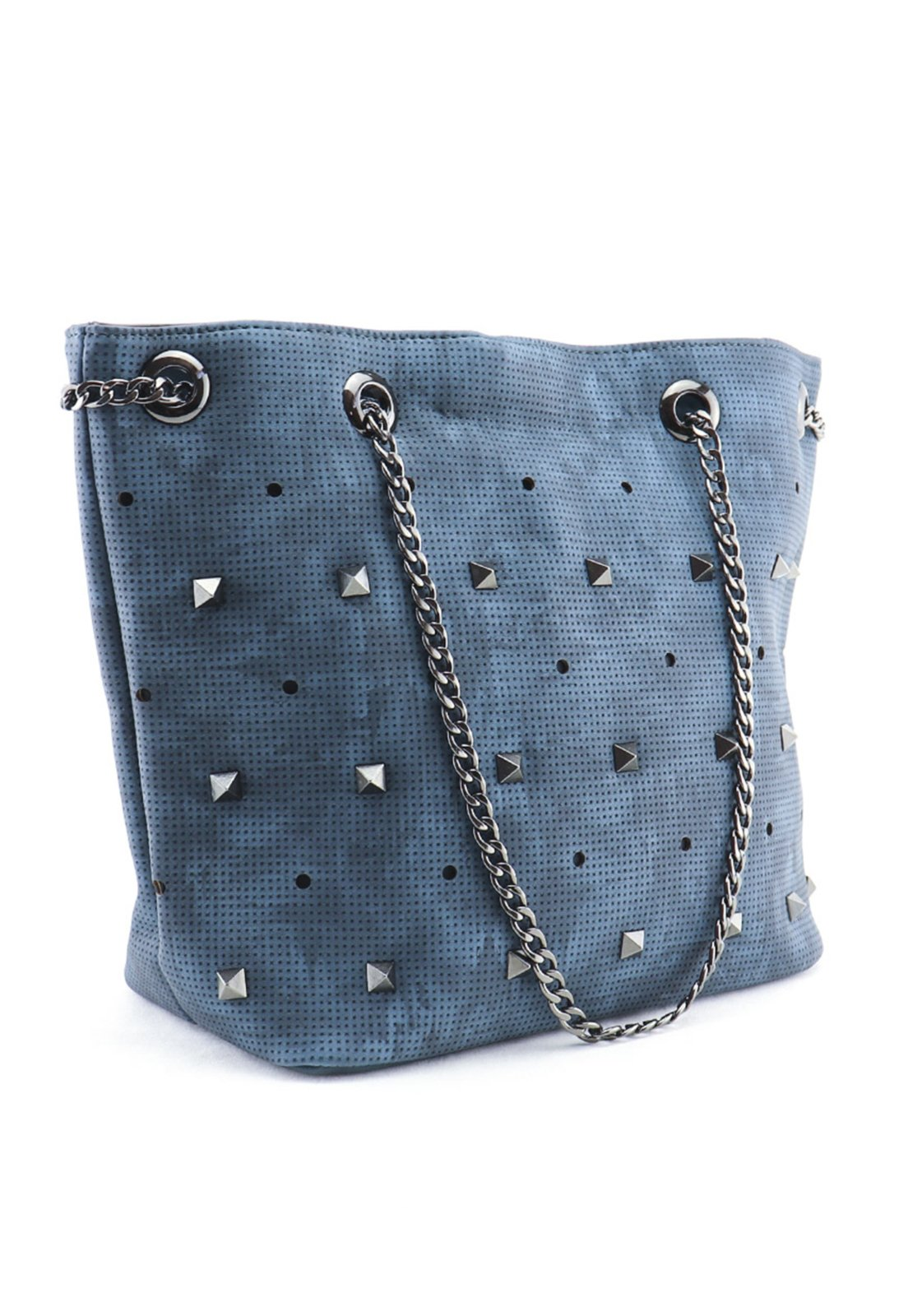 Bolsa Feminina Baumni Leslie Transversal Lateral Azul - Compre Agora