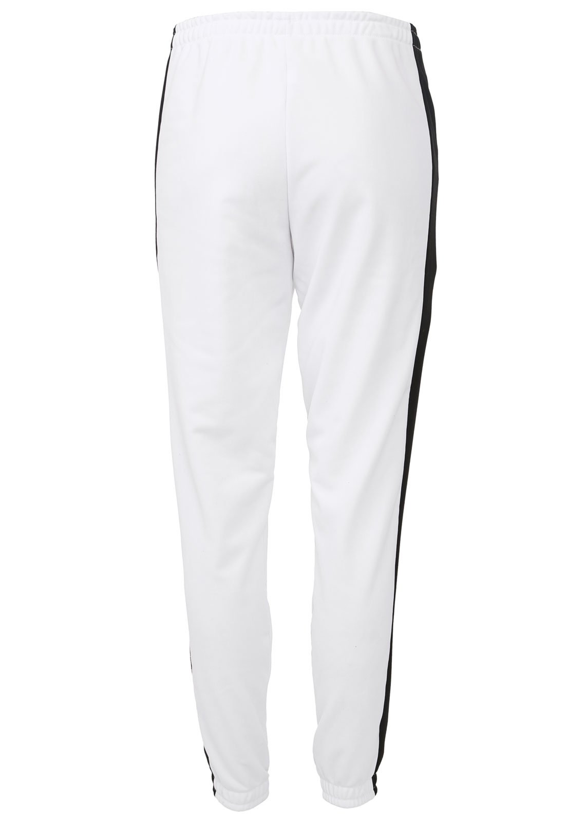 Calça COSTA RICA Jogger Recortes Branca - Compre Agora