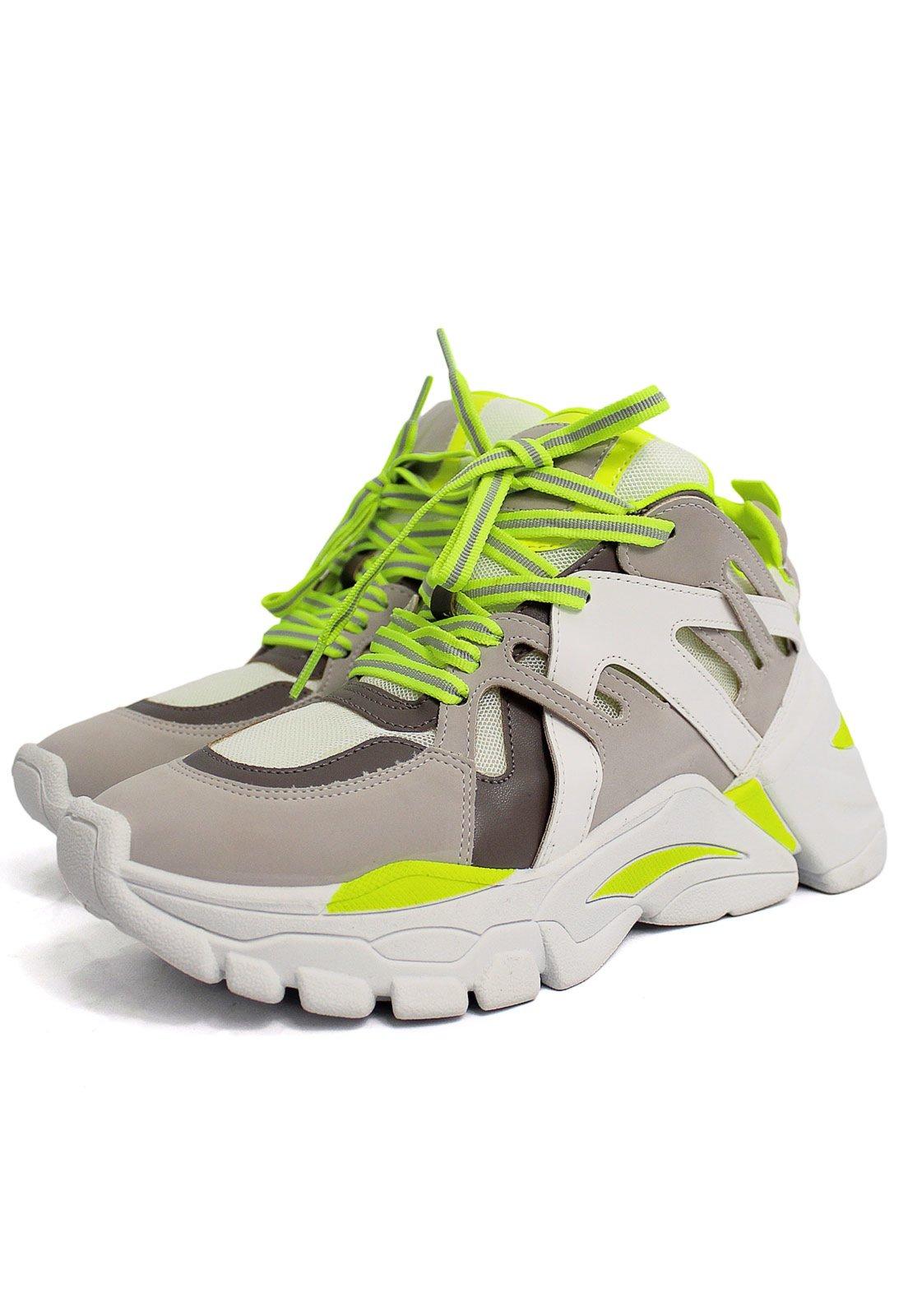 Tênis Sneaker Chunky Damannu Shoes Judy
