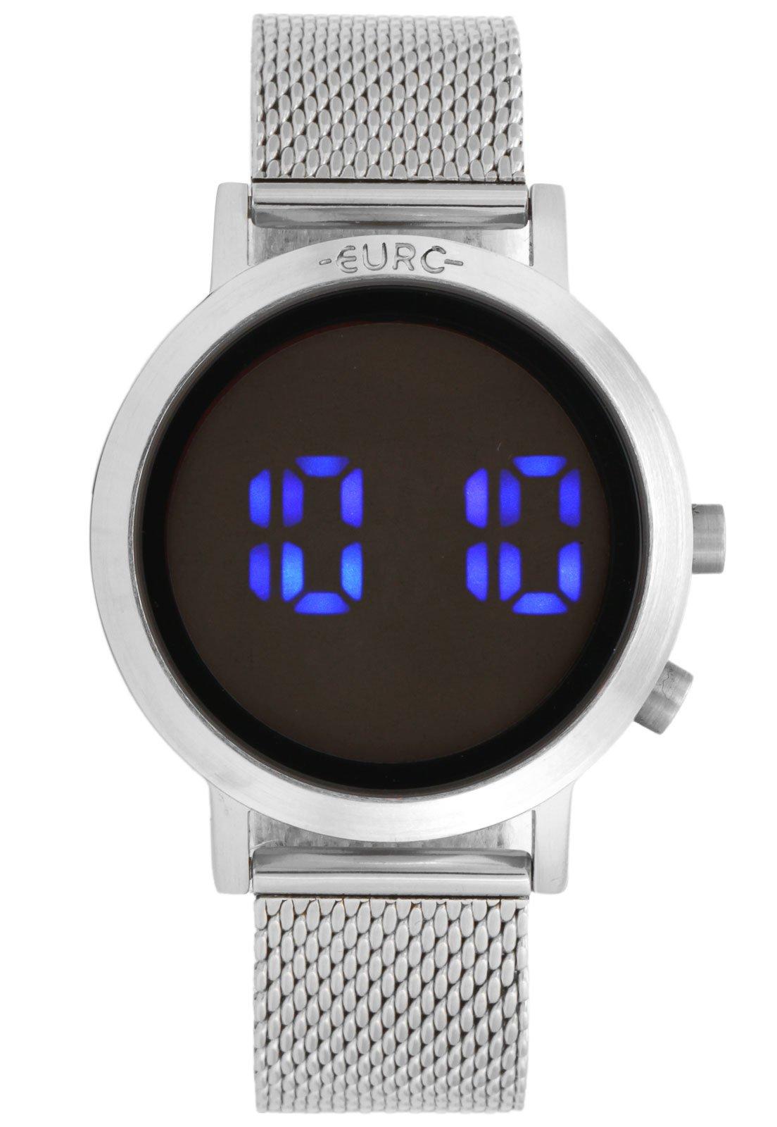 Relógio Euro EUBJ3407AB/3P Prata - Marca Euro