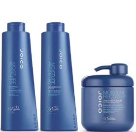 Kit Joico Moisture Recovery Shampoo 1 L Condicionador 1 L Mascara 500 ml