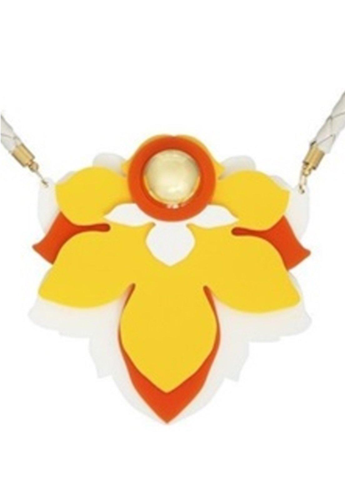 Conjunto Le Diamond Bella Amarelo Amarelo - Compre Agora