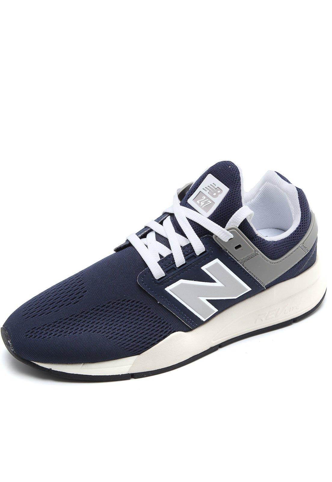 new balance ms247 azul