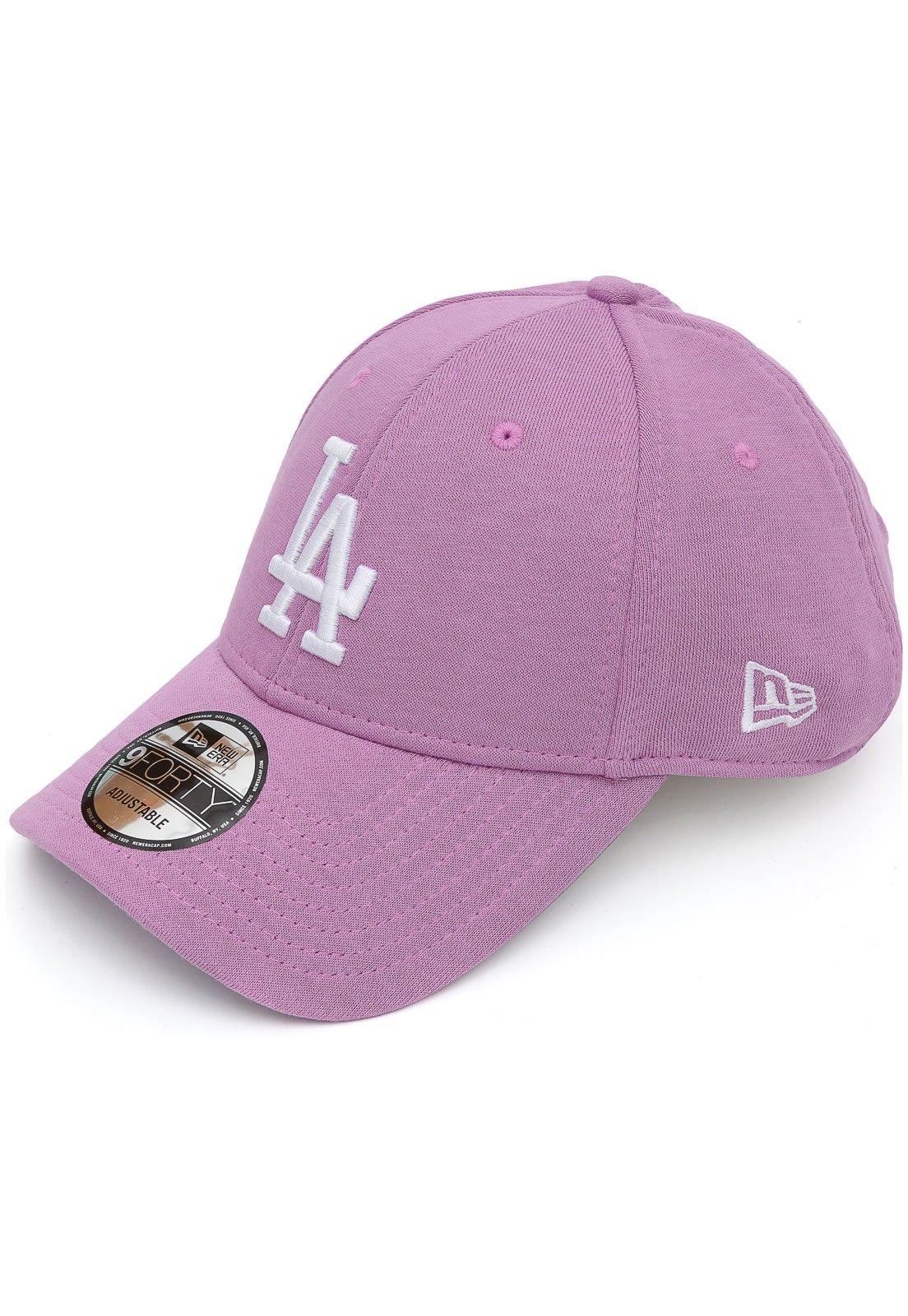 Boné New Era Los Angeles Dodgers Mlb Roxo - Compre Agora