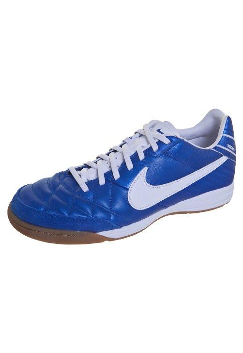 Vista En la cabeza de cantidad de ventas  Chuteira Futsal Nike Tiempo Mystic IV IC Azul - Compre Agora | Dafiti Brasil