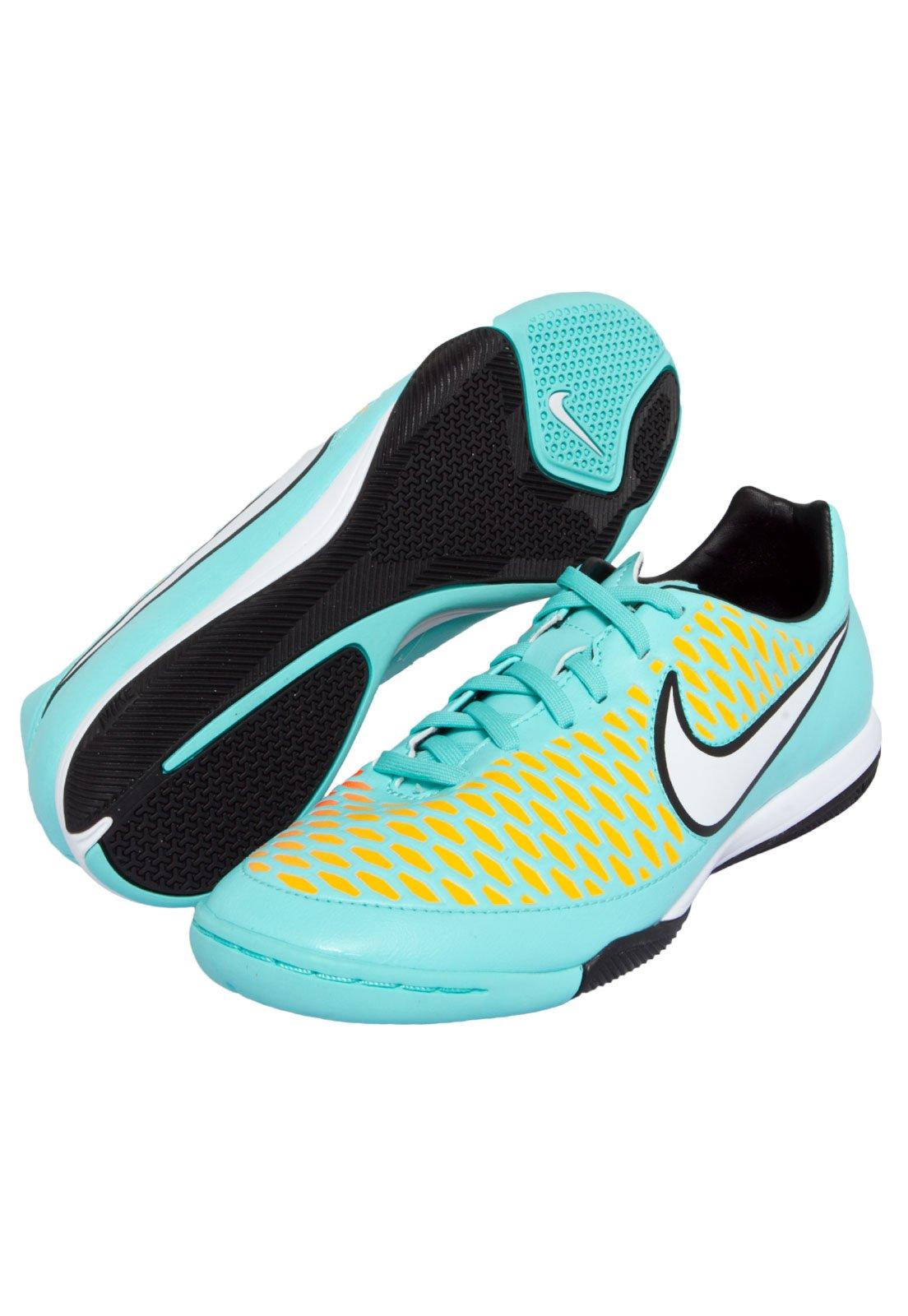 Halar De nada rural  Chuteira Nike Magista Onda IC Verde - Compre Agora | Dafiti Sports Brasil
