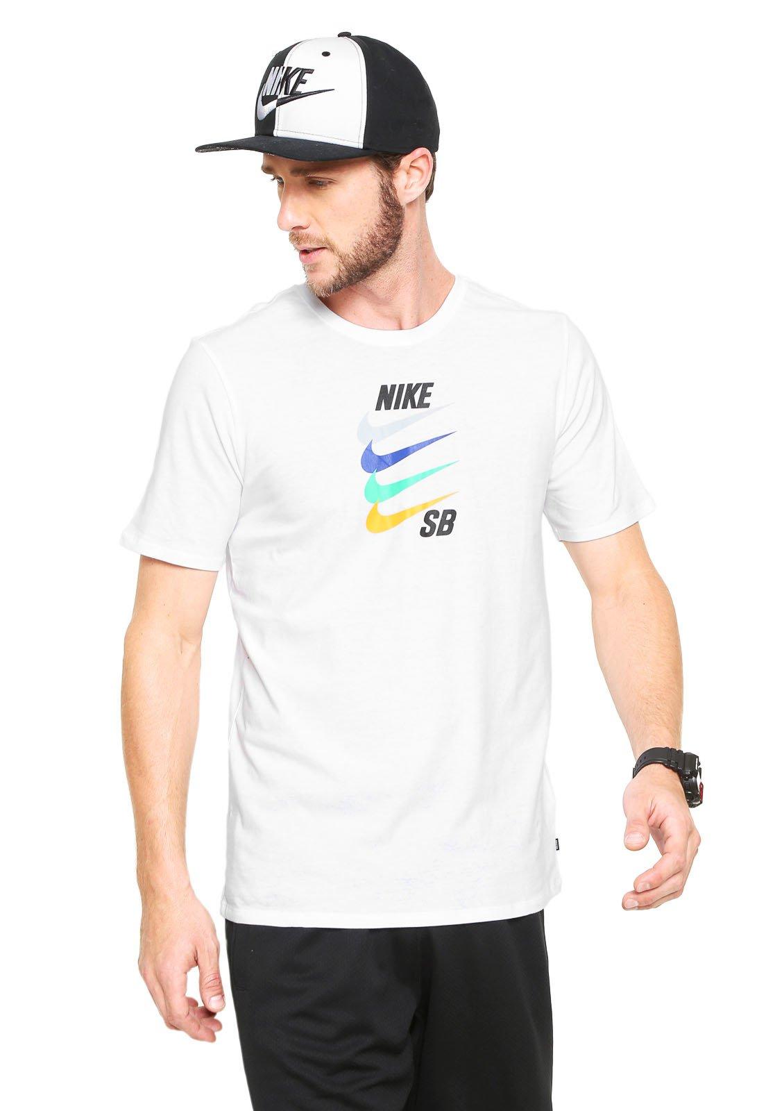 nuevo estilo y lujo últimos lanzamientos proveedor oficial Camiseta Nike SB Futura Branca - Compre Agora | Kanui Brasil