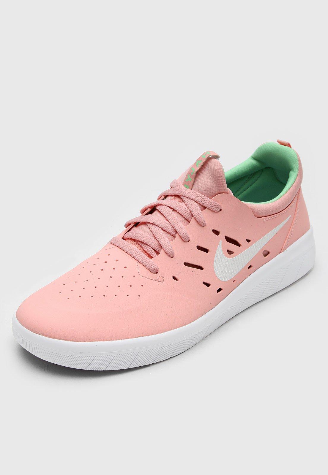 Reverberación esta Alerta  Tênis Nike SB Nyjah Free Rosa - Compre Agora   Dafiti Brasil