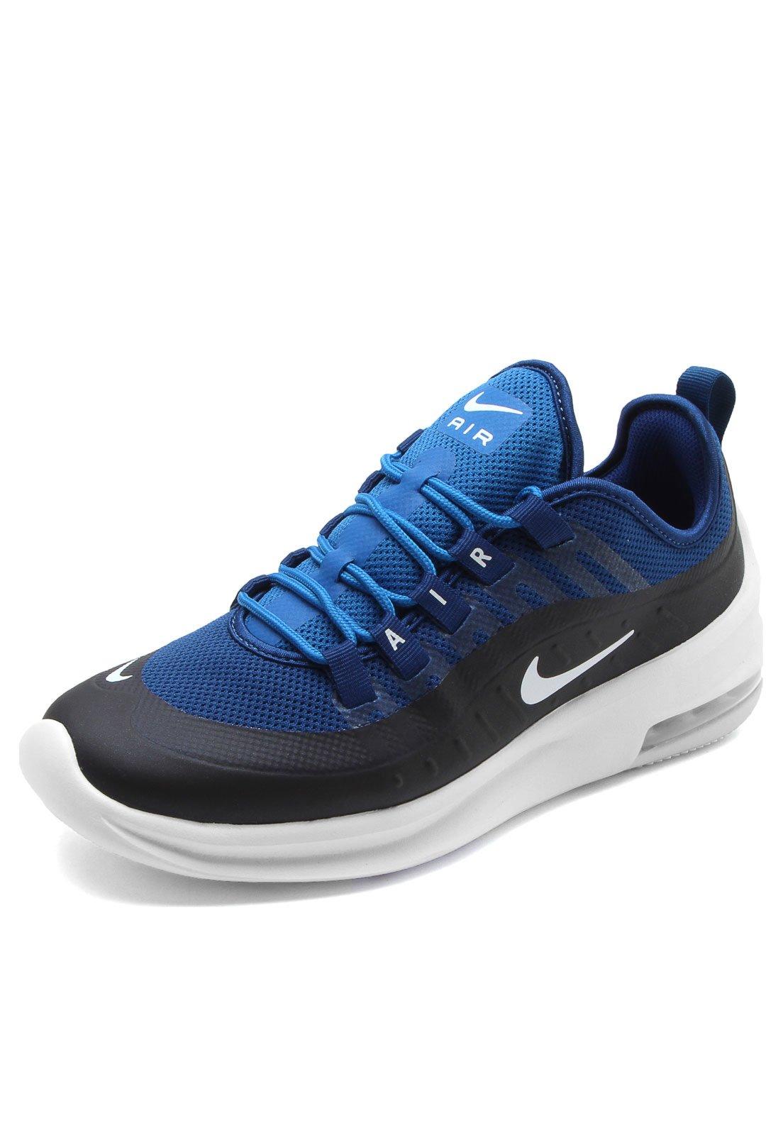 Tênis Nike Sportswear Air Max Axis Azul