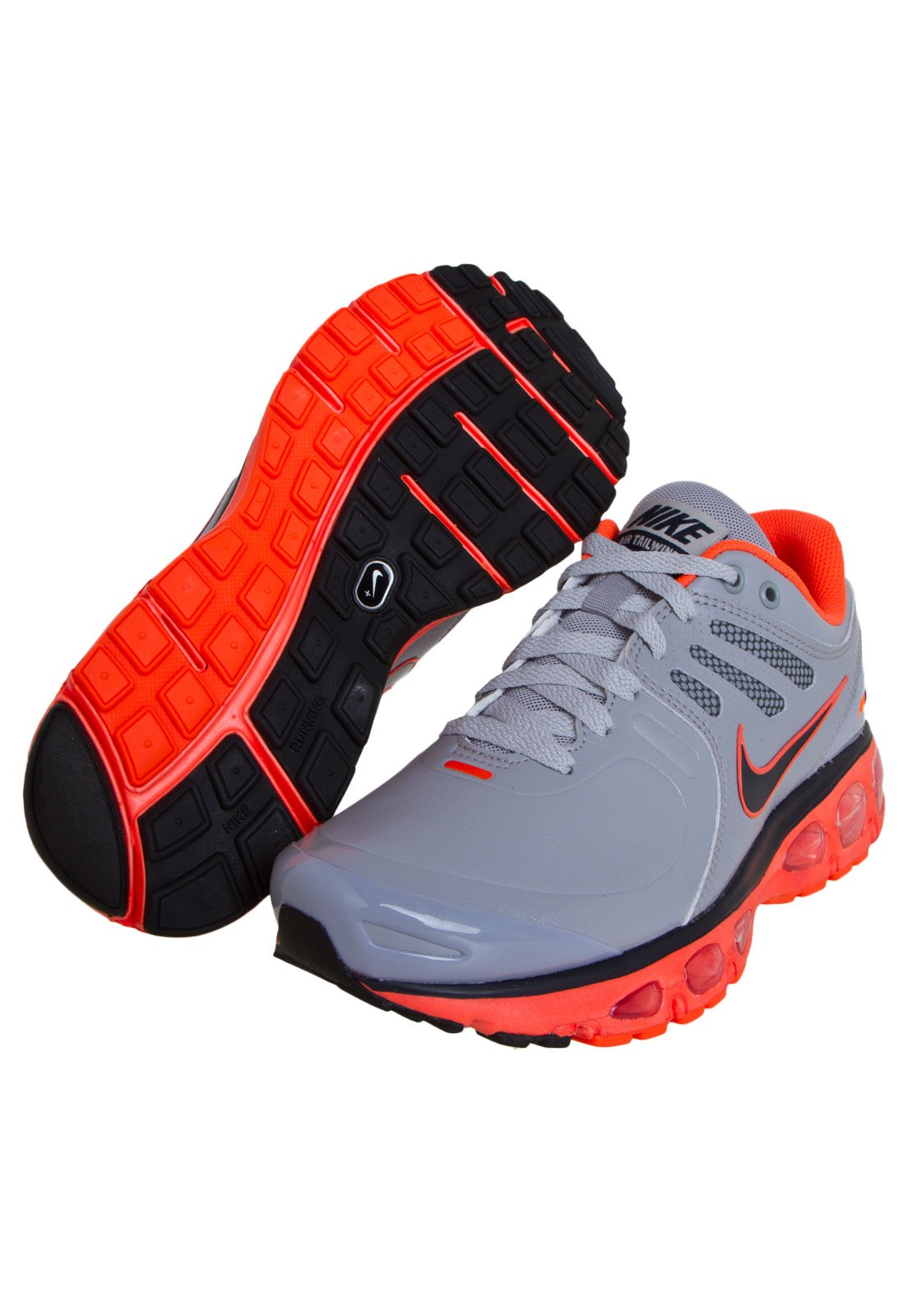 Tênis Nike Sportswear Wmns Air Max Tailwind 2010 SL BR Cinza