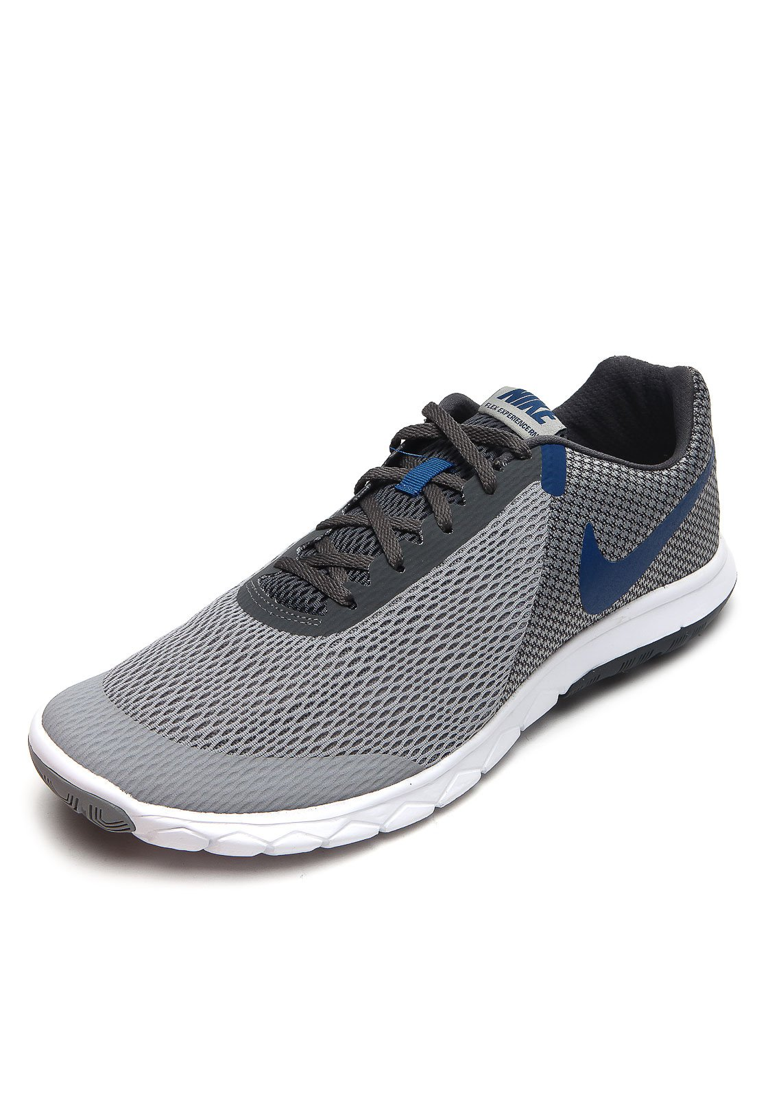 Convencional Disipar De hecho  Tênis Nike Flex Experience RN 6 Cinza - Compre Agora   Kanui Brasil
