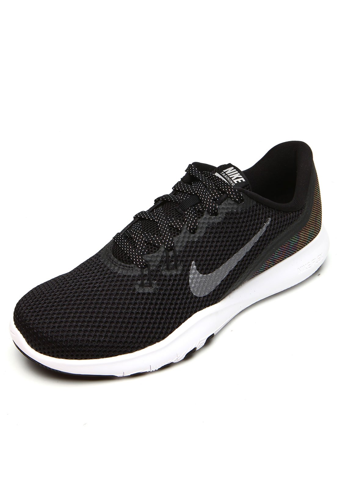 Nike Flex Trainer 7 Metallic Preto