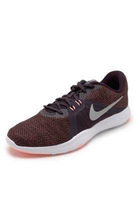 Menor preço em Tênis Nike Flex Trainer 8 Vinho