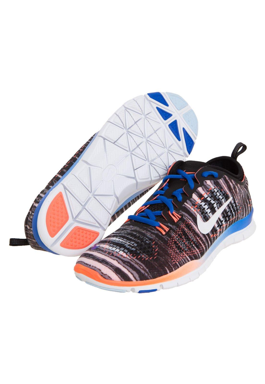 Privación Residente Elaborar  Tênis Nike Free 5.0 TR Fit 4 Preto - Compre Agora | Dafiti Brasil