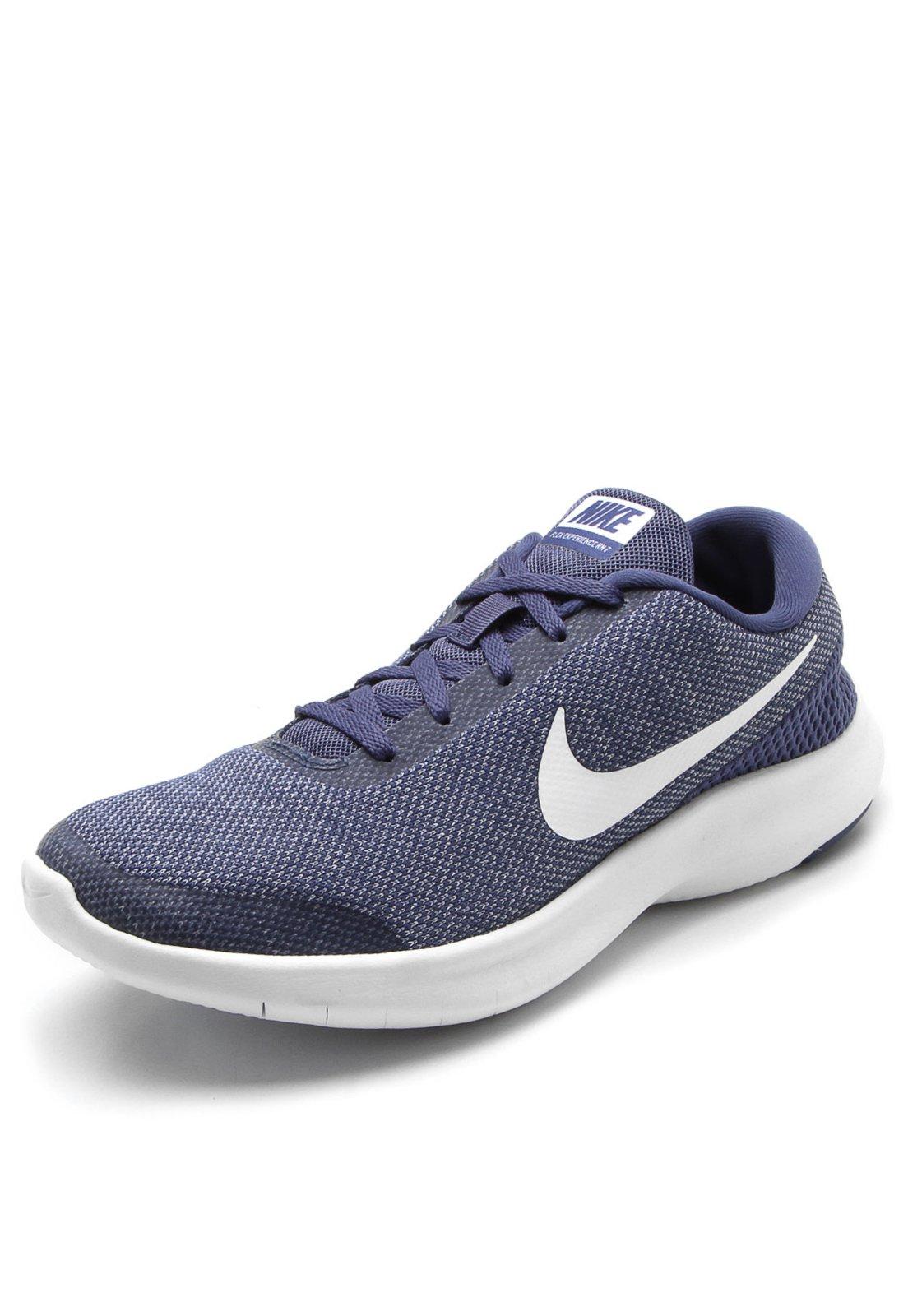 kiwi Comedia de enredo Reposición  Tênis Nike Revolution 4 Azul - Compre Agora   Kanui Brasil