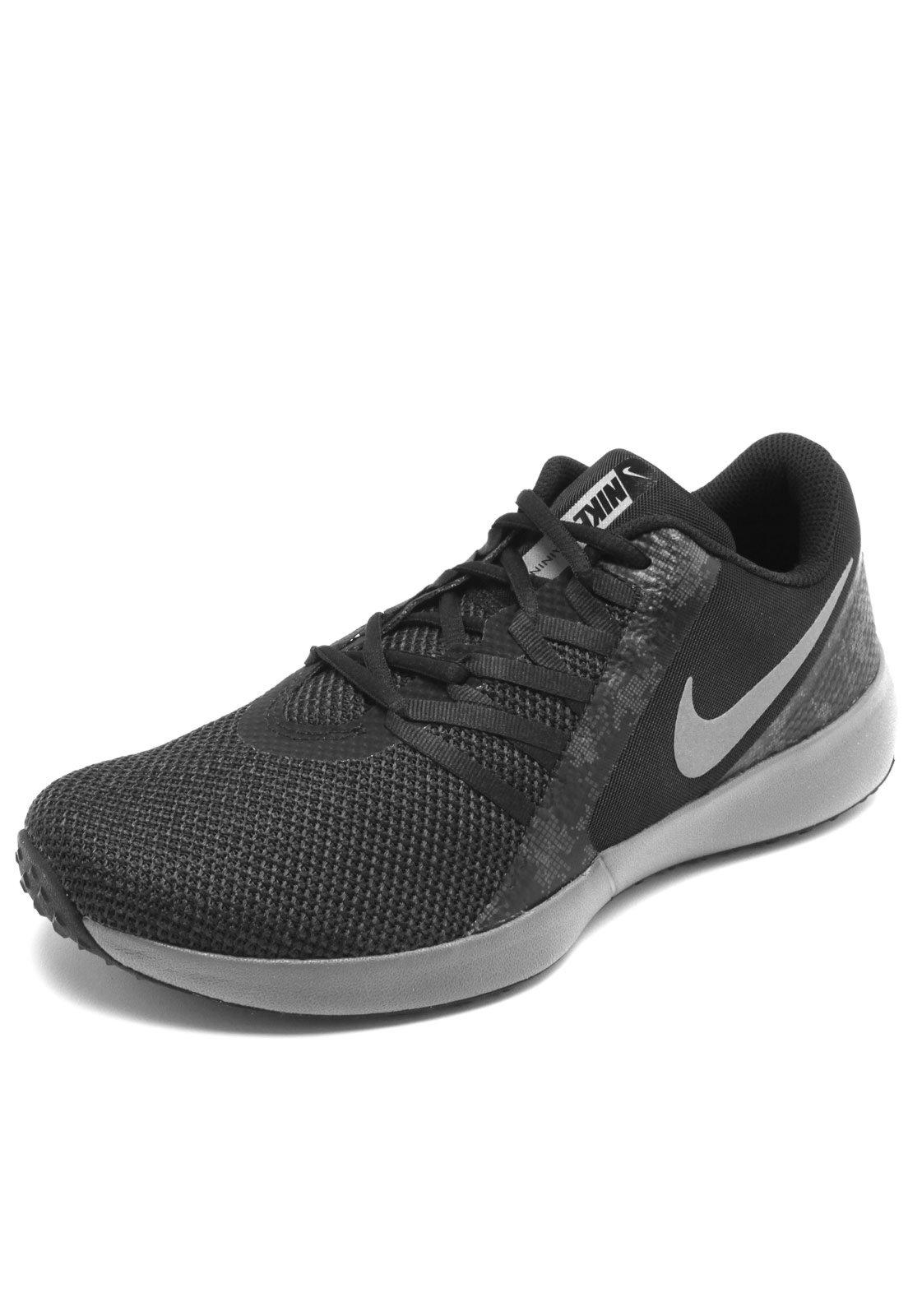 Nike Varsity Compete Trainer Camo Preto