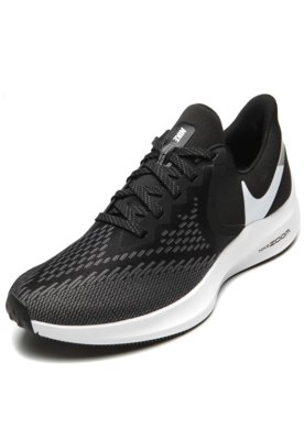 Menor preço em Tênis Nike Zoom Winflo 6 Preto
