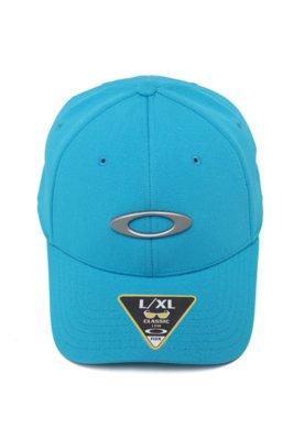Menor preço em Boné Oakley Flex Tincan Azul