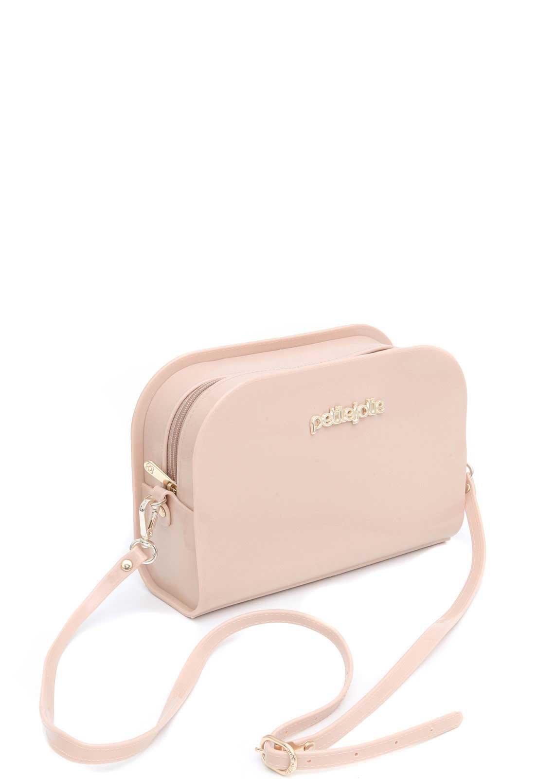 Bolsa Petite Jolie Pretty J-Lastic Nude - Compre Agora