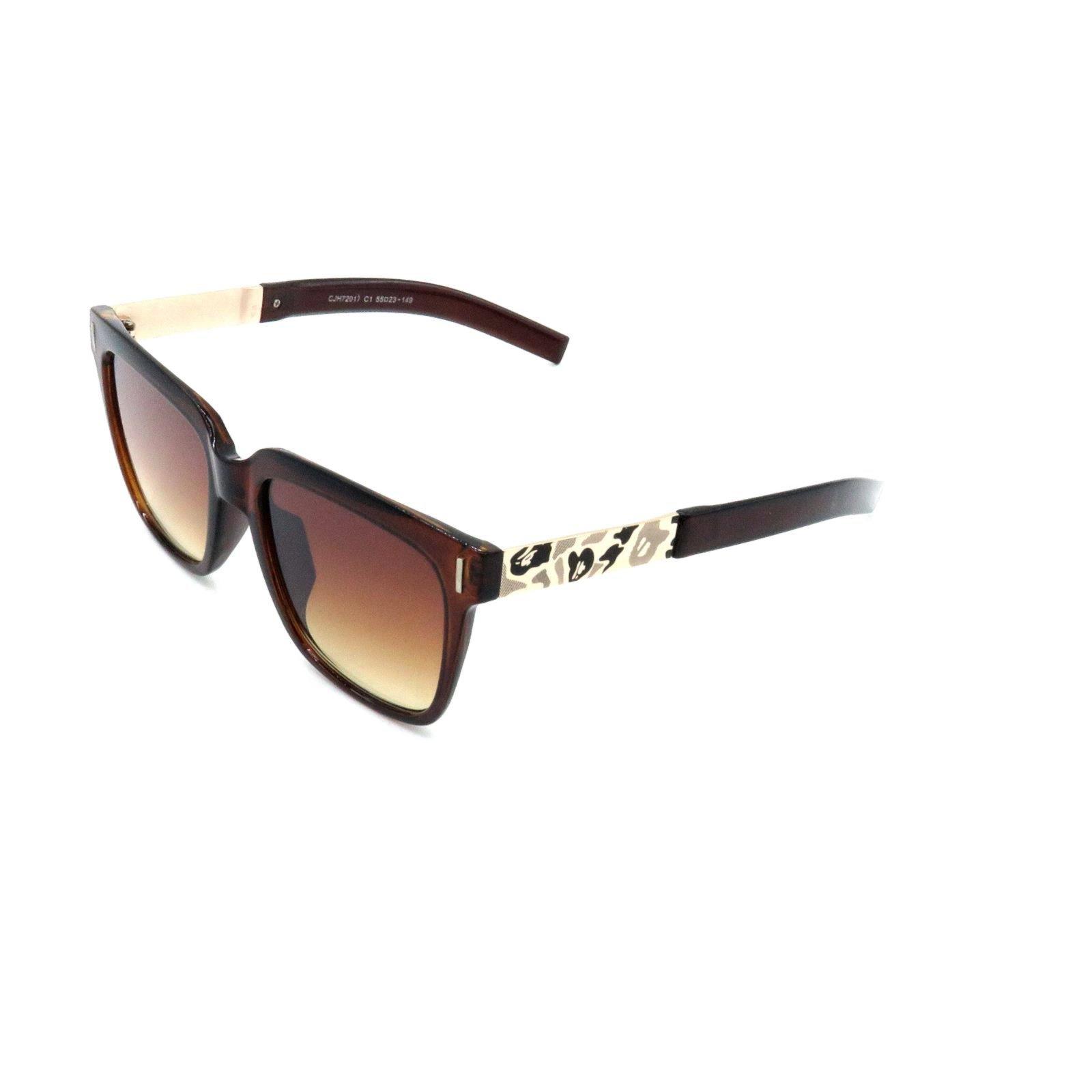 Óculos Solar Prorider Marrom com Dourado - CJH72017C1 - Compre Agora