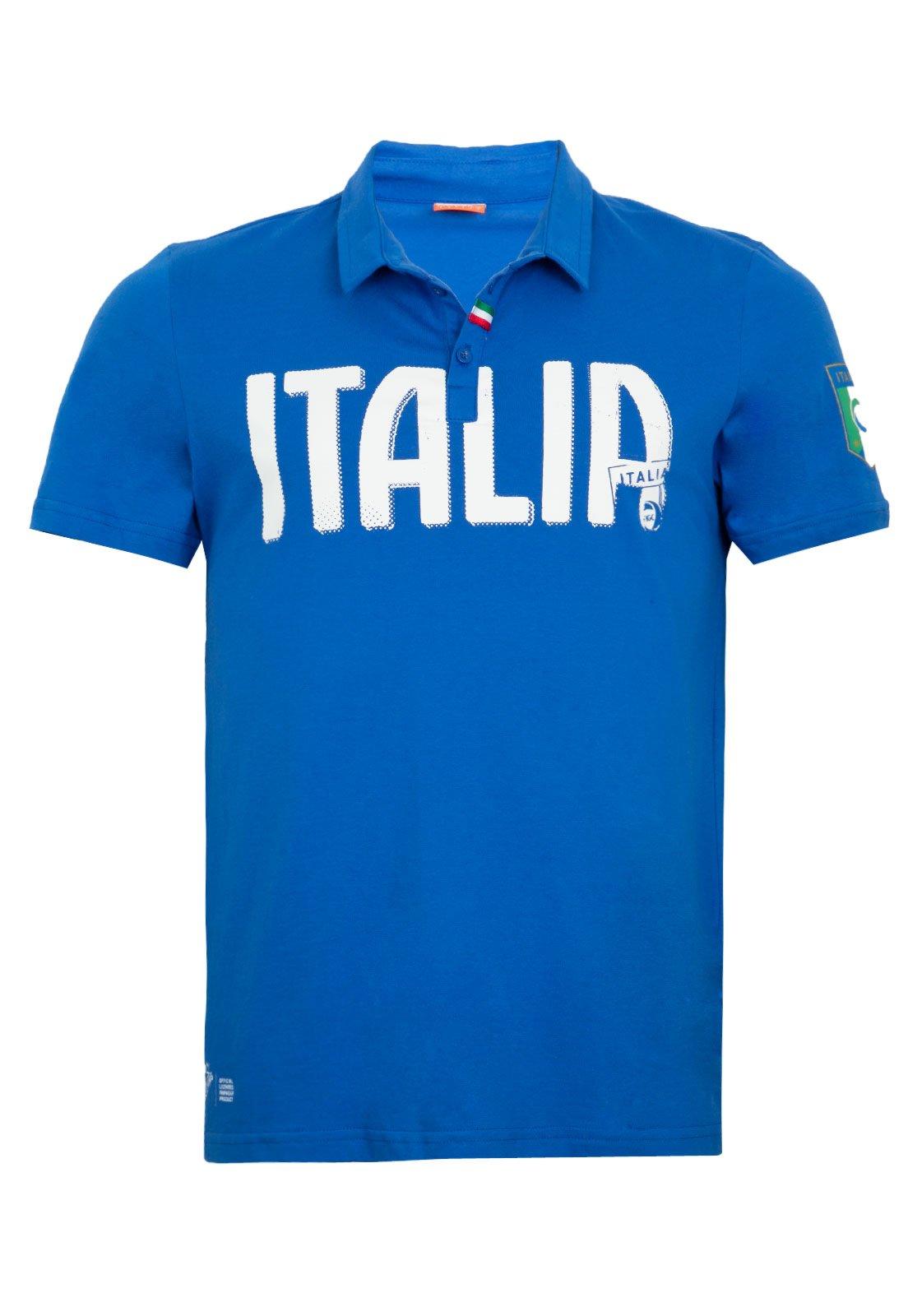 camisa polo italia puma