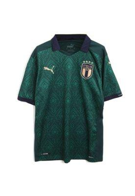 Menor preço em Camisa Polo Puma Menino Itália Verde