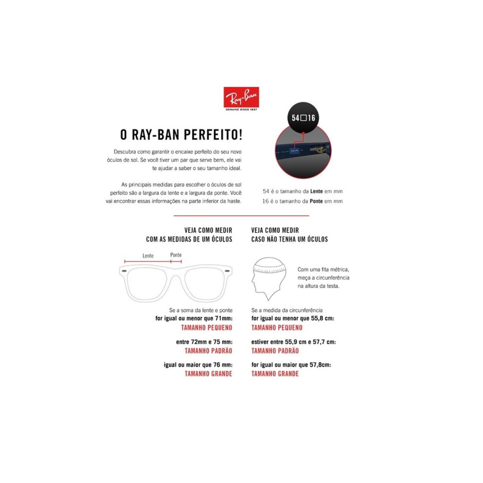 Armação de Grau 0RX7167L -Ray-ban Brasil - Compre Agora