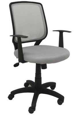 Menor preço em Cadeira Office Avila Cinza Rivatti