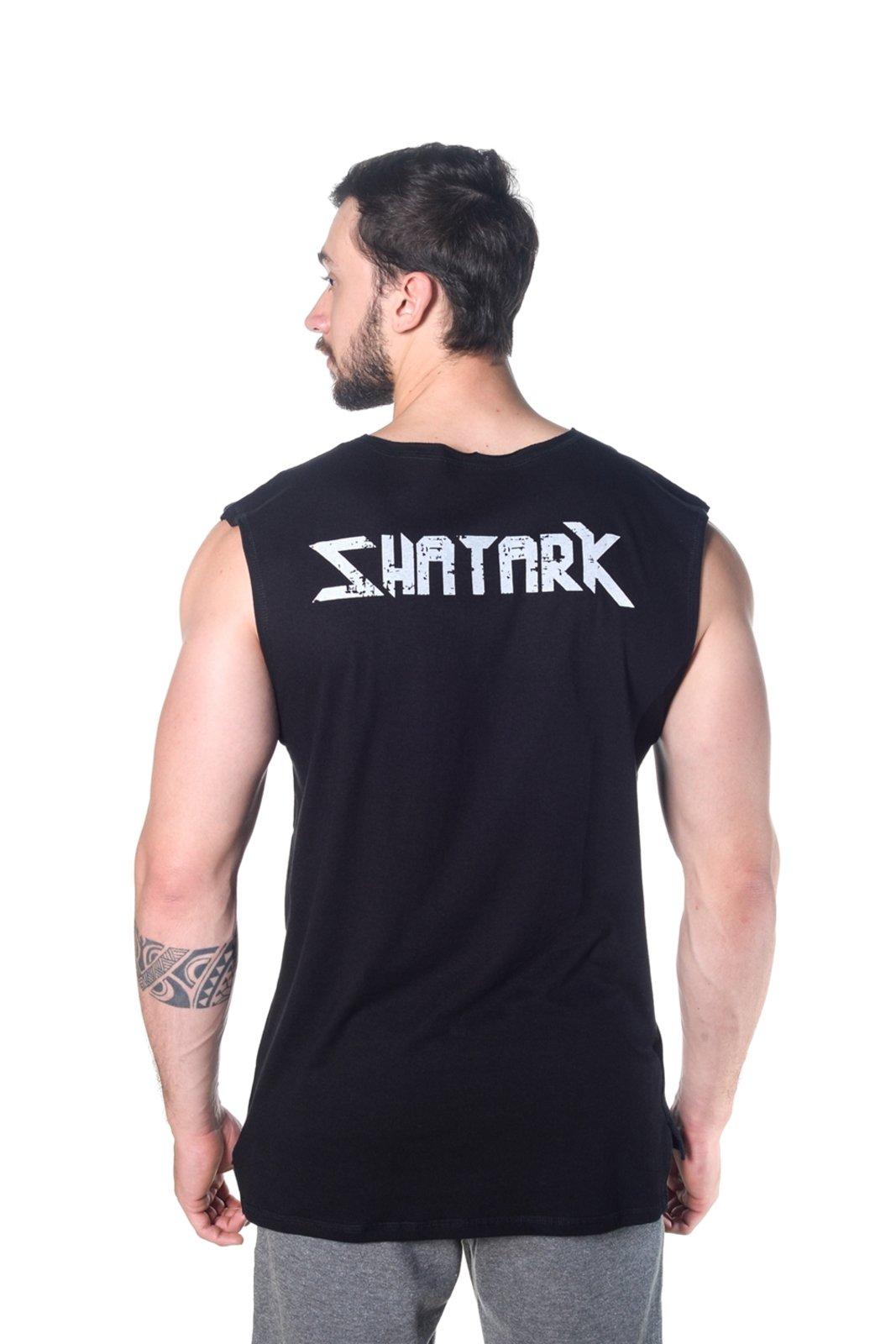 Regata Shatark Hunter Hard Core - Preto - Compre Agora