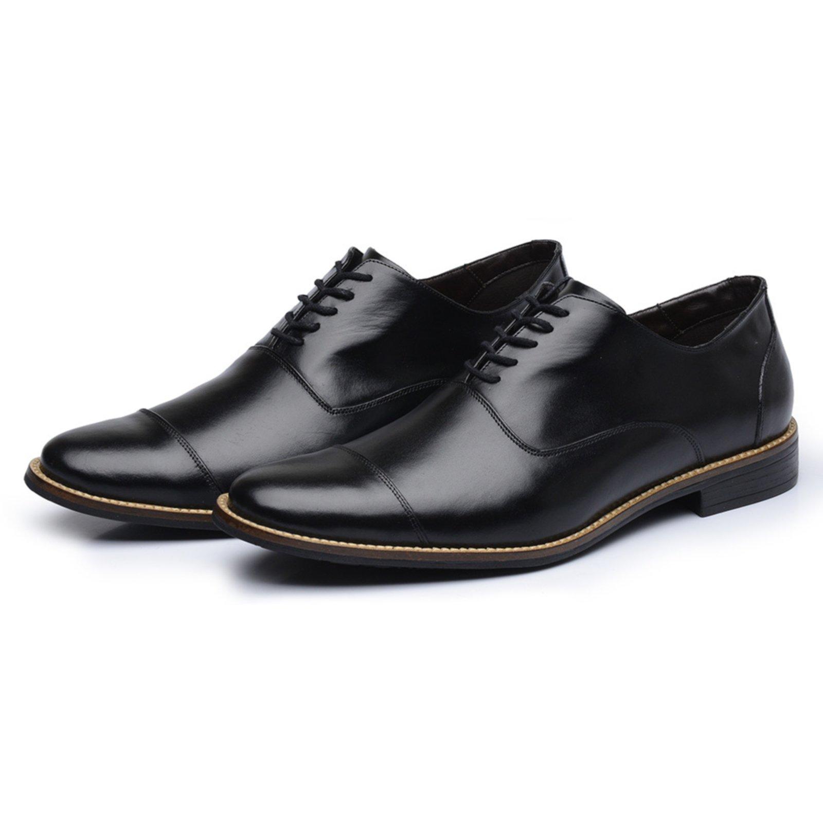 Sapato social italiano em couro