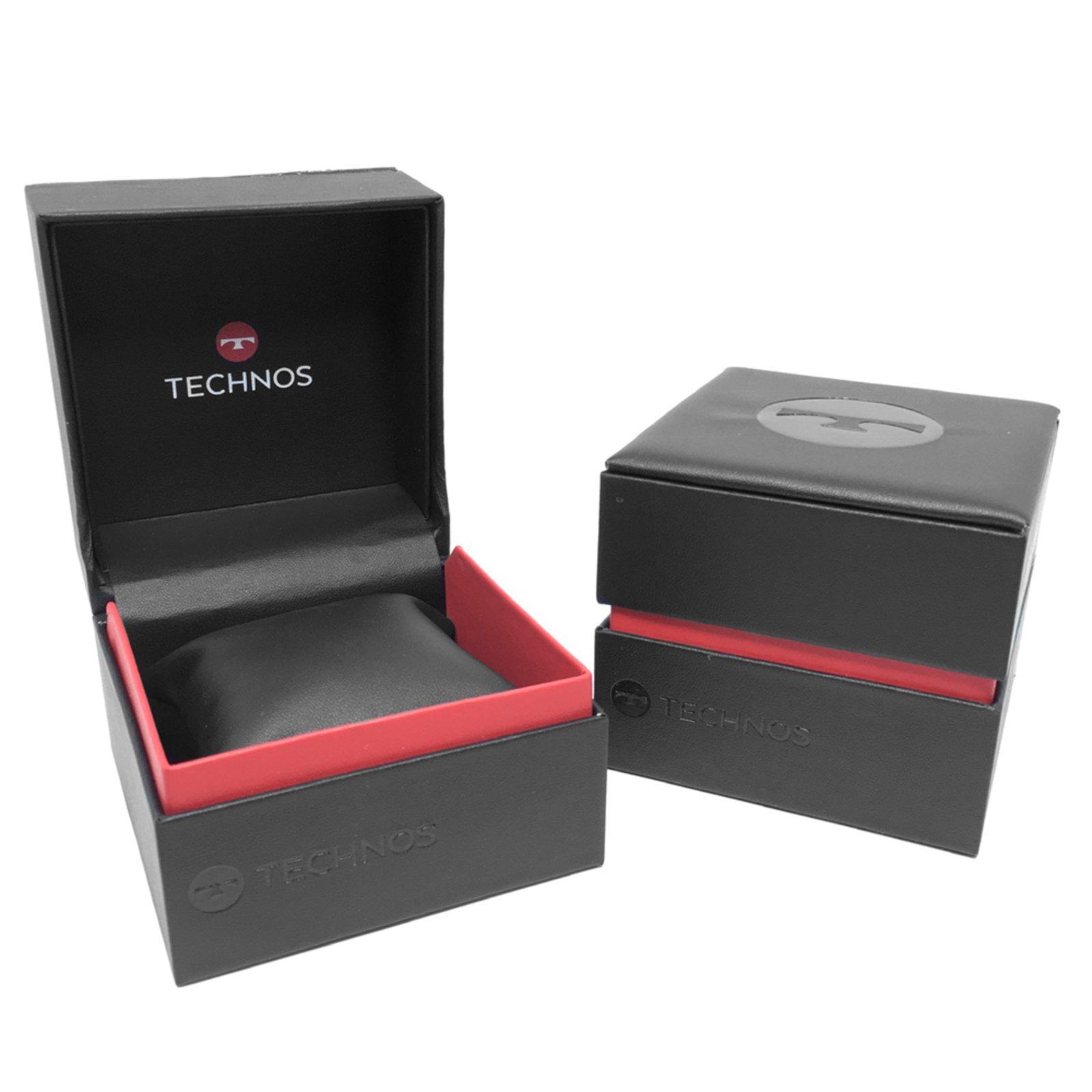 Relógio Technos  Elegance Dress Dourado 2035MEK4X - Compre Agora