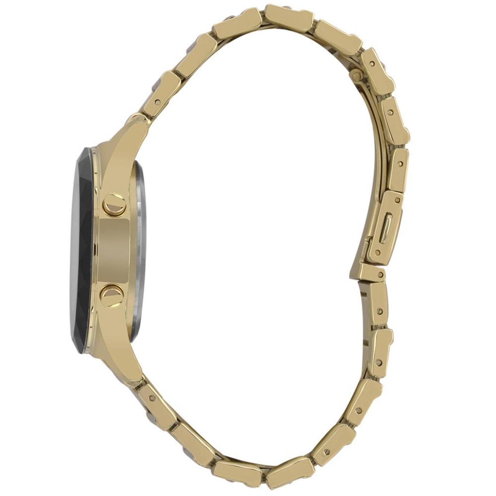 Relógio Technos Crystal Dourado BJ3851AB/4P - Compre Agora