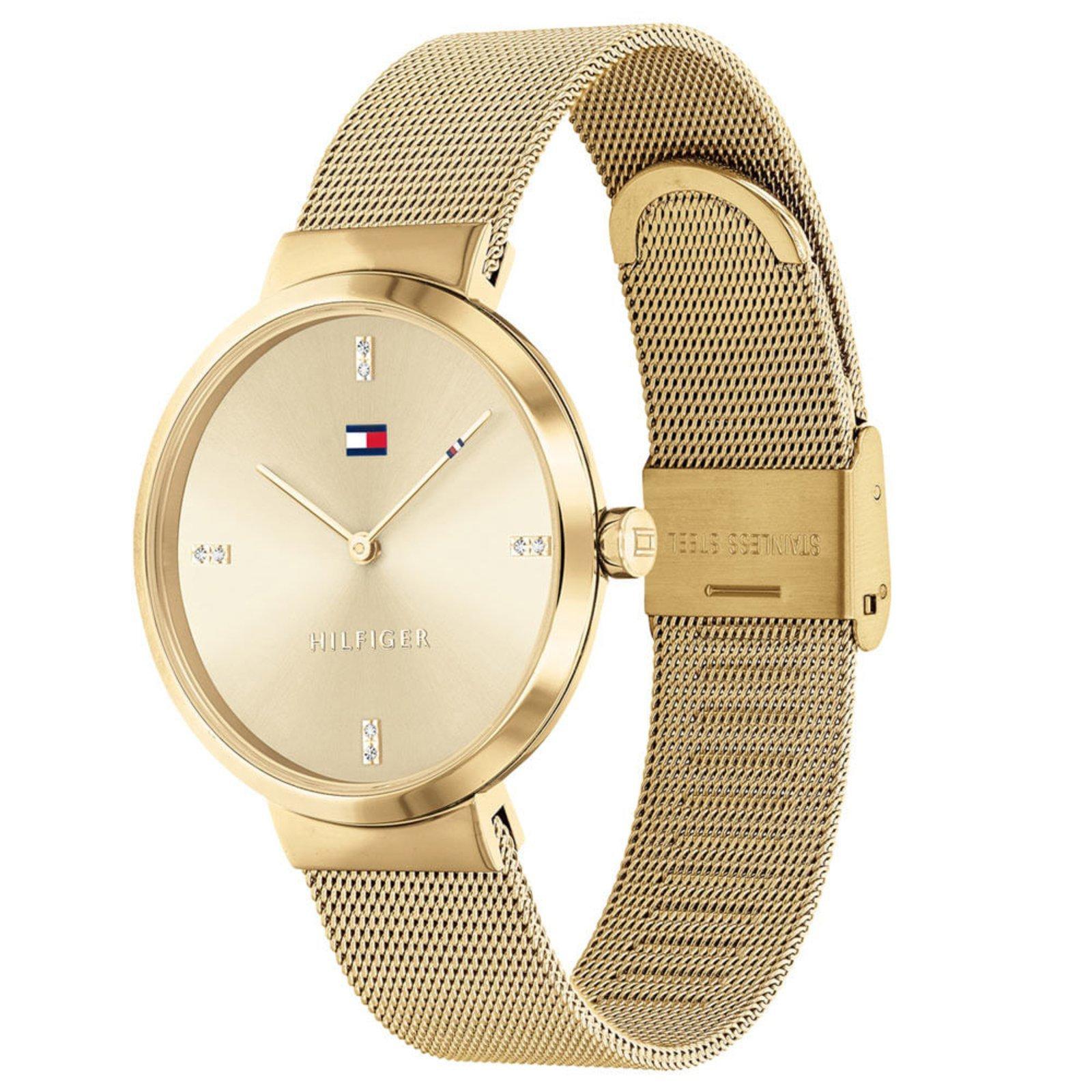 Relógio Tommy Hilfiger Feminino Aço Dourado - 1782217 by Vivara - Marca Tommy Hilfiger