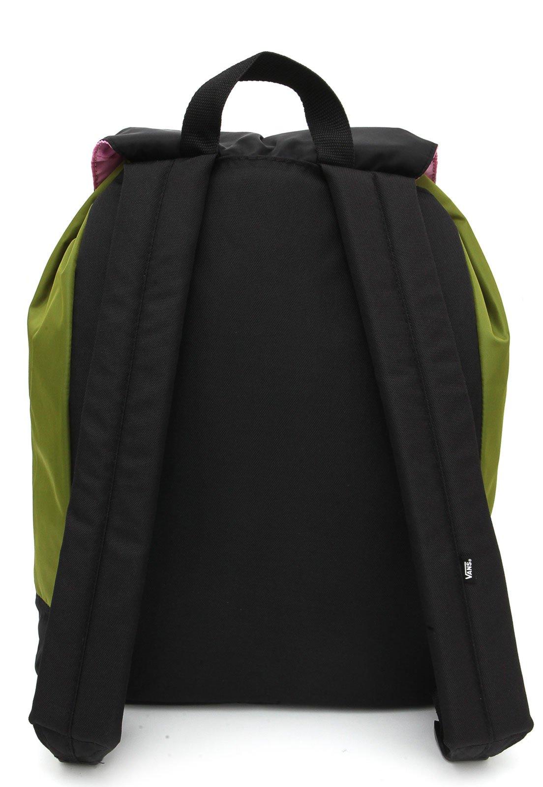 Mochila Vans Geomancer Ii Backpack Verde - Compre Agora