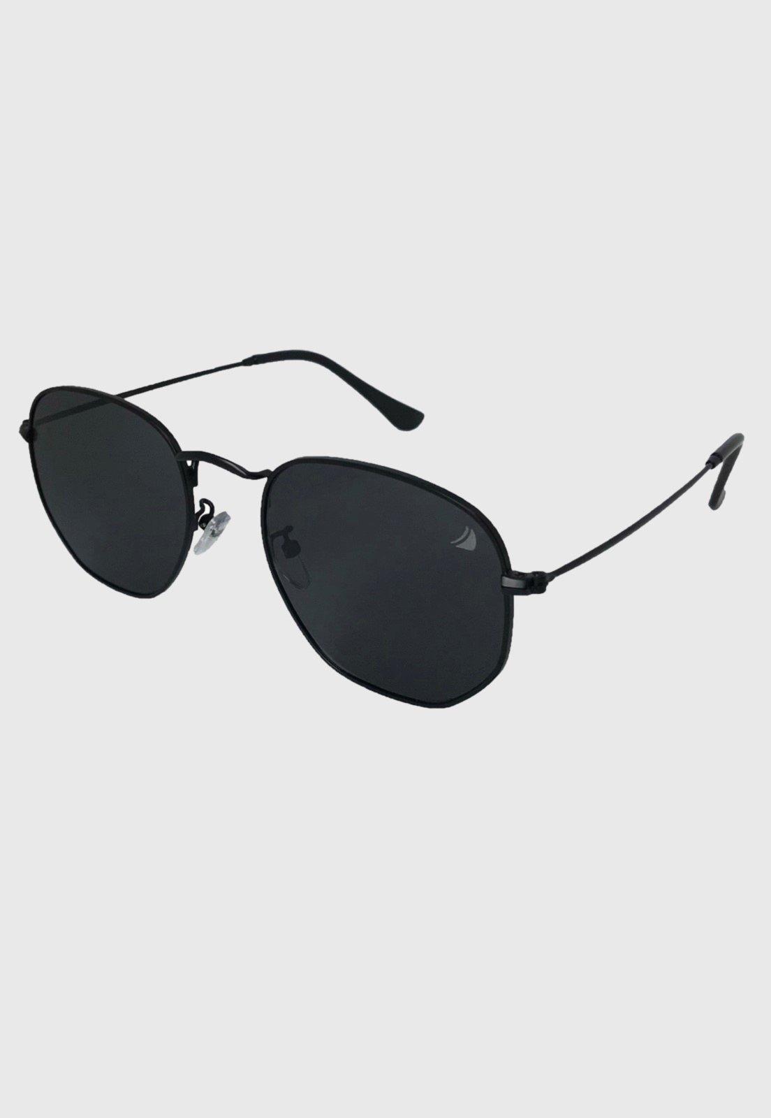 Óculos de sol hexagonal - Volpz