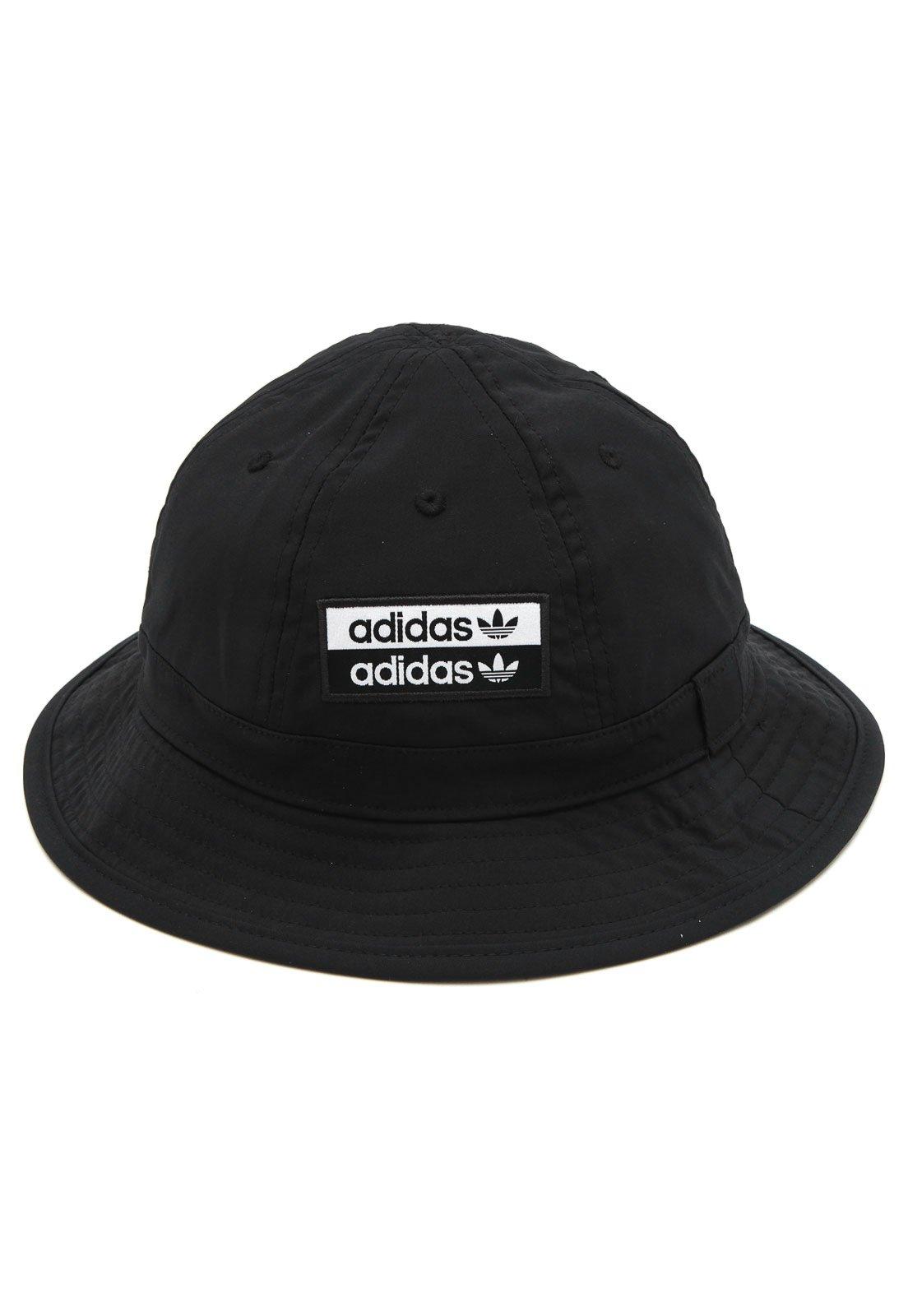 Chapeu Adidas Originals Chapeu Bucket Vocal Preto Compre Agora Dafiti Brasil