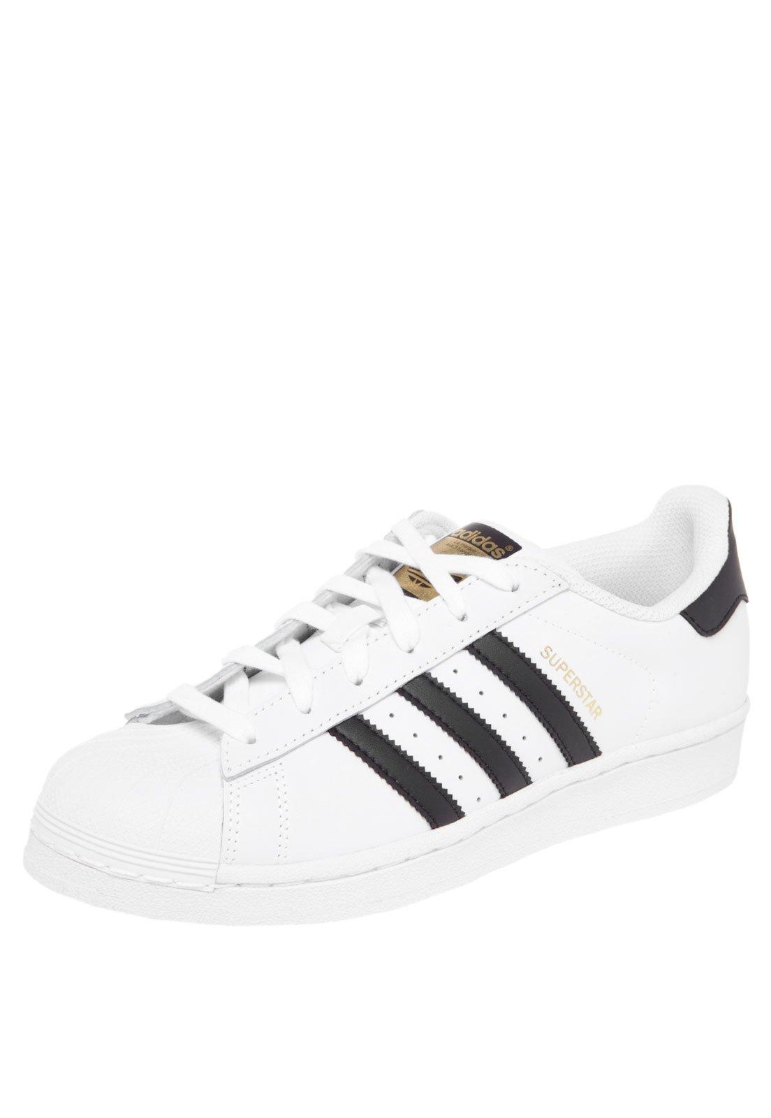 Tênis adidas Originals Superstar W Branco