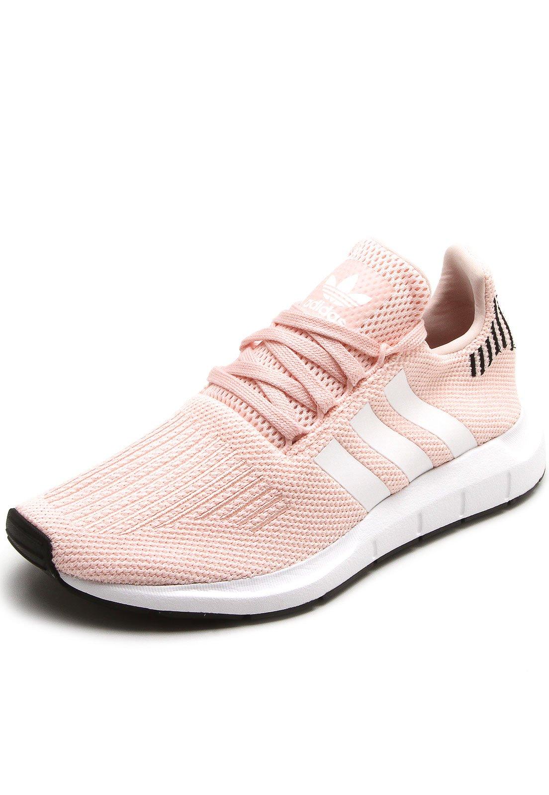 Tênis adidas Originals Swift Run W Rosa