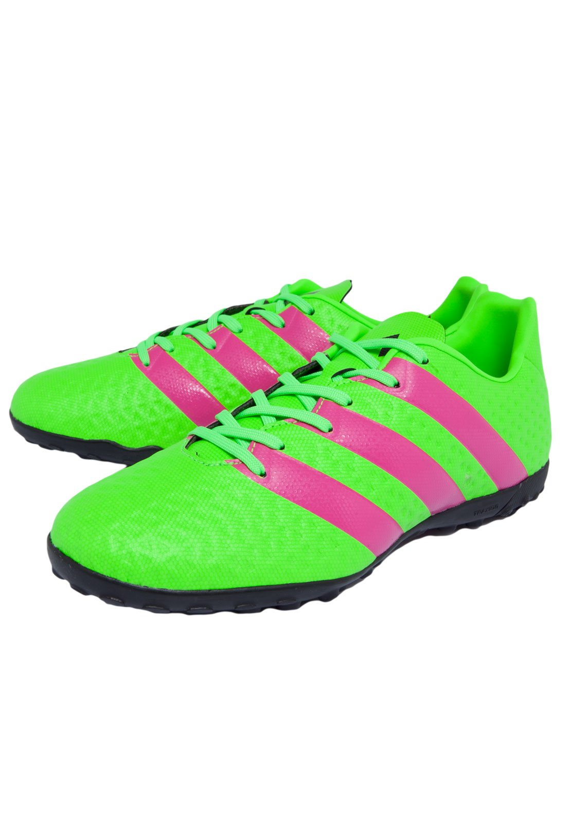 adidas rosa e verde