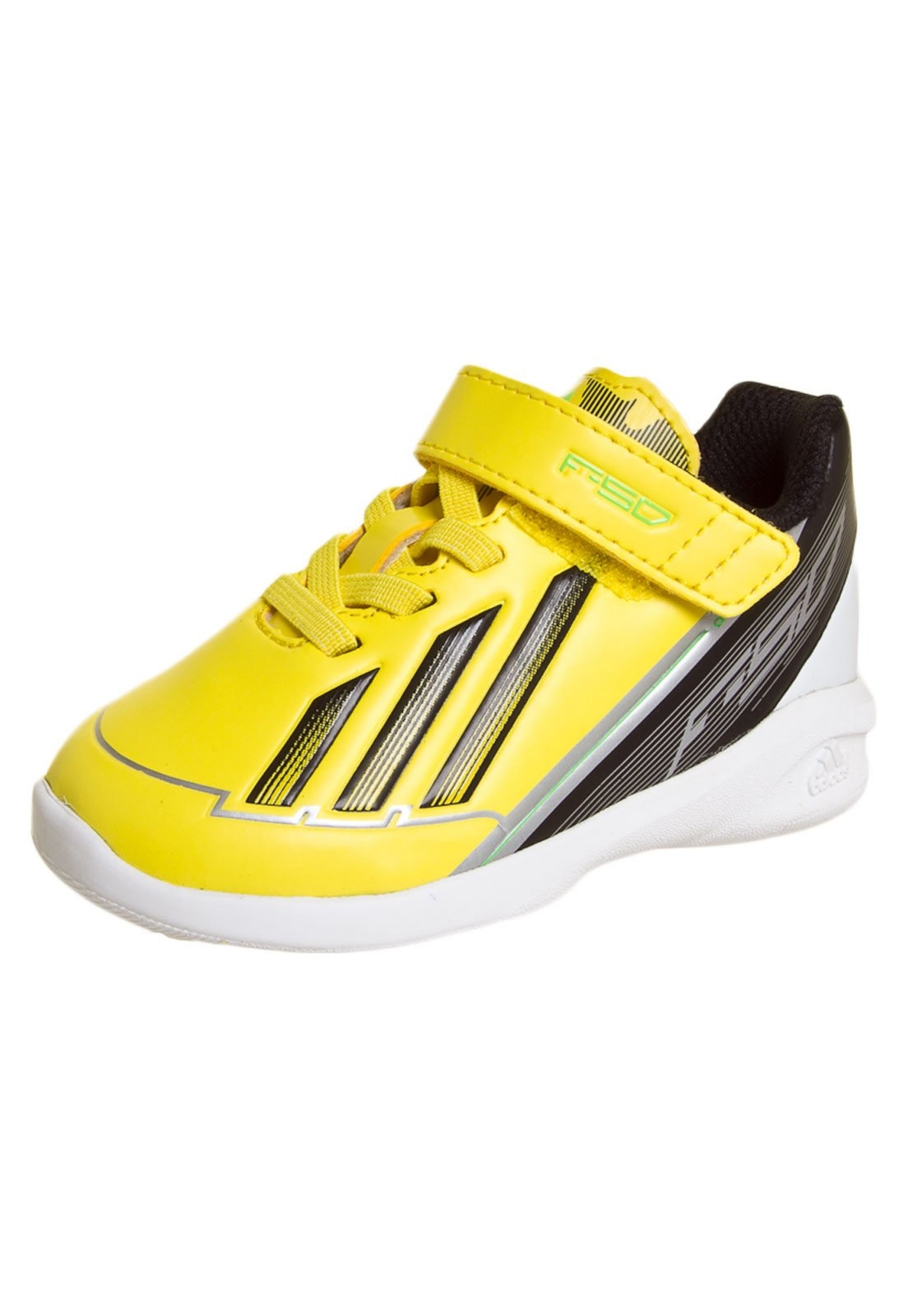 perjudicar Tahití Grafico  Tênis adidas F50 Adizero Cf Infantil Amarelo - Compre Agora   Kanui Brasil