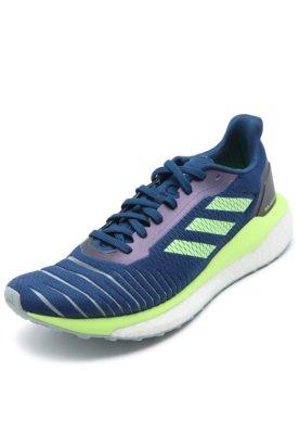 Menor preço em Tênis adidas Performance Solar Glide W Azul