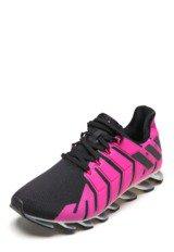 tenis adidas springblade rosa e preto