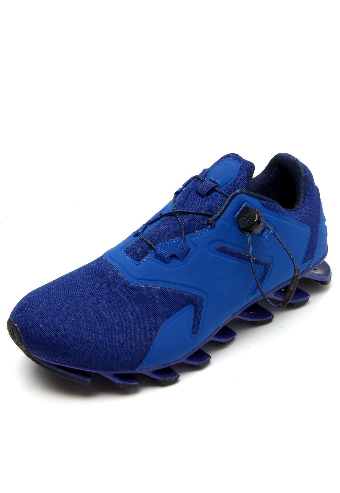 Devastar pubertad Universal  Tênis adidas Performance Springblade Solyce Azul - Compre Agora   Kanui  Brasil