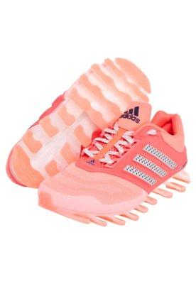 adidas springblade drive 2 rosa e cinza
