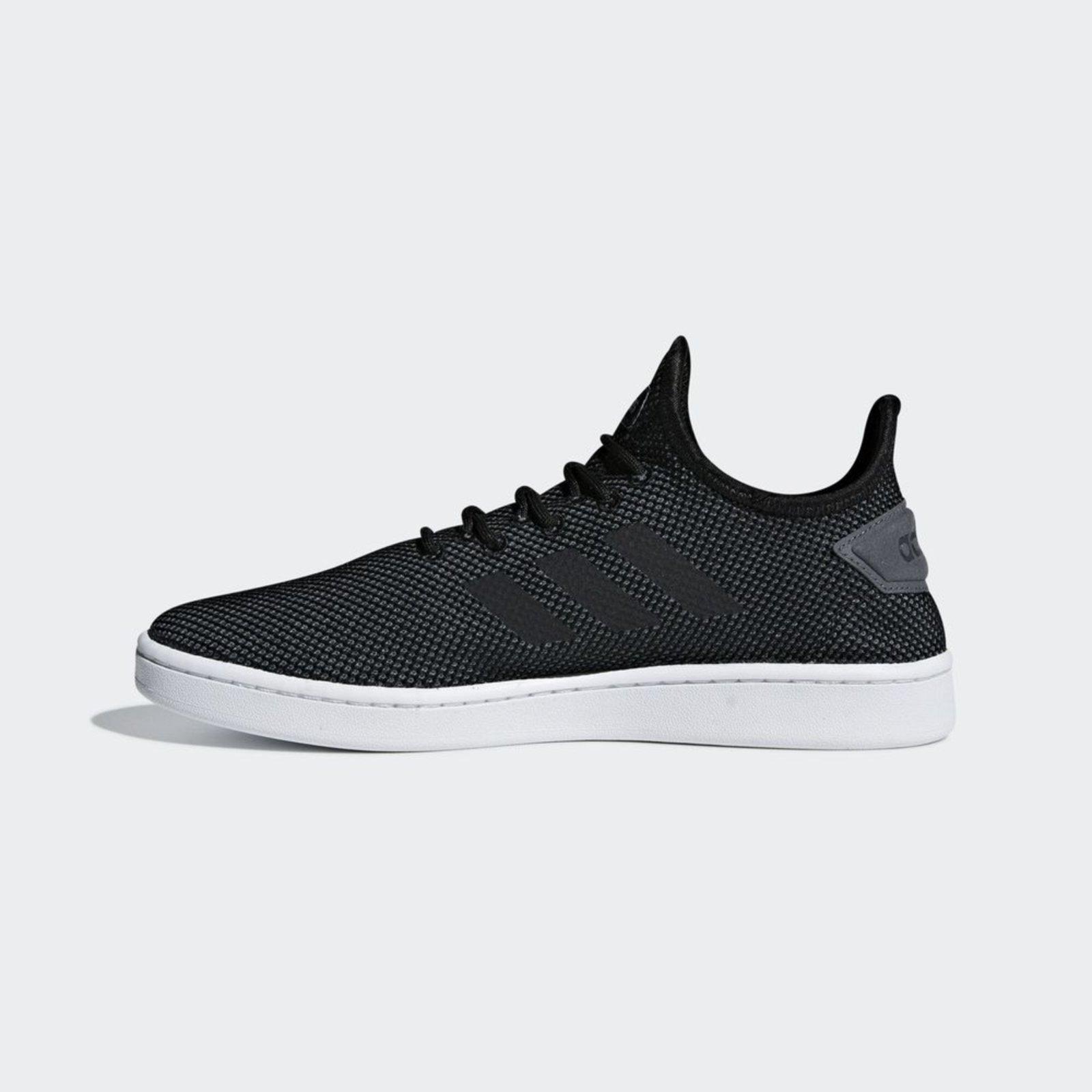 Tênis Casual Adidas Court Adapt Preto